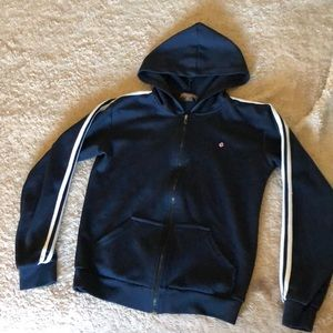 Roca wear zip up hoodie